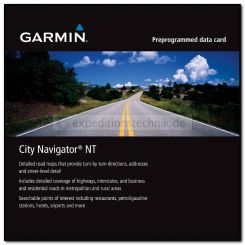 Garmin City Navigator China