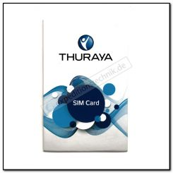 Thuraya IP Prepaid SIM (unlimited)