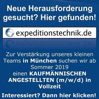 Stellenausschreibung Expeditionstechnik Därr GmbH