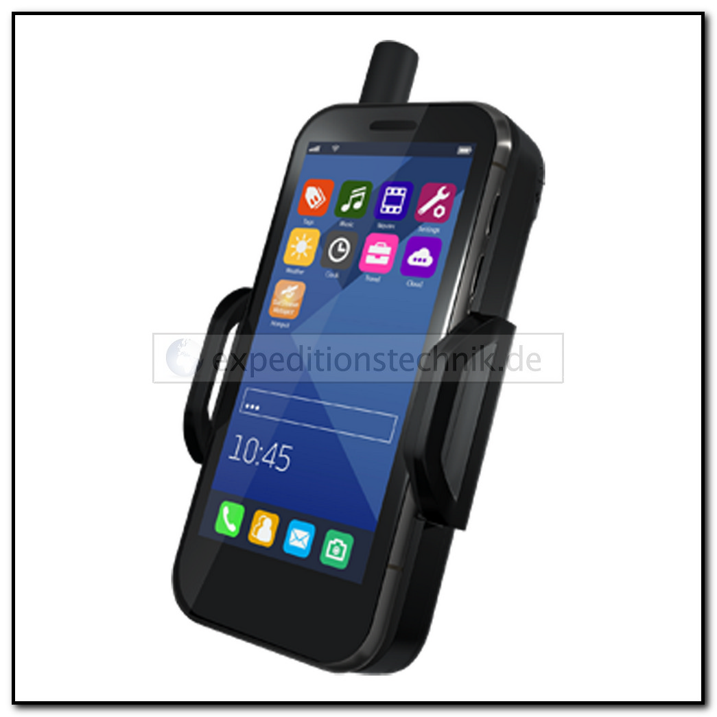 Thuraya SatSleeve+ Support
