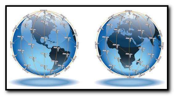 Iridium Satellitentelefon Netzabdeckung